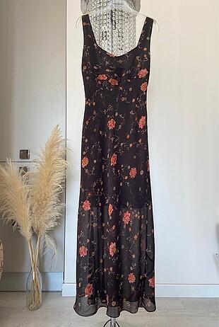 Ann Taylor İpek elbise