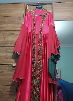 Diğer Bindallı kına elbisesi