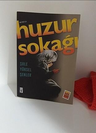Huzur sokağı kitap