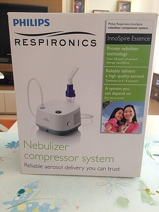 Philips nebulizer