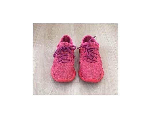 38 Beden pembe Renk Spor ayakkabı