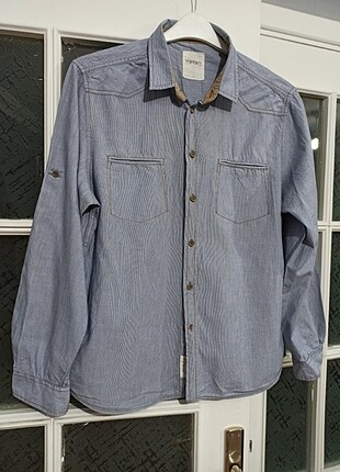 Coton Erkek gömlek