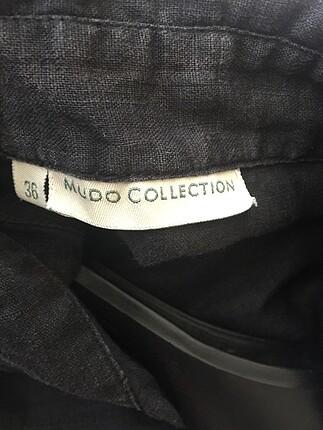 36 Beden siyah Renk Keten elbise