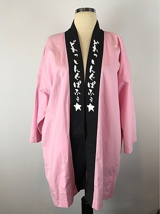 Pembe Kimono