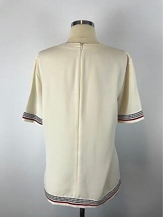 l Beden beyaz Renk Beyaz Gömlek