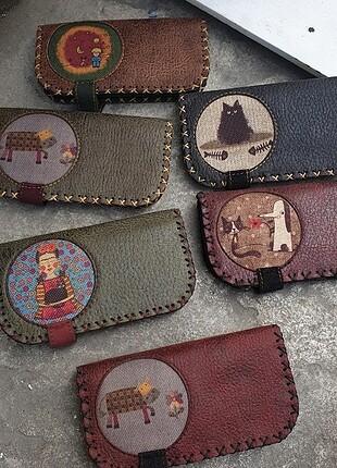 Kadın cüzdanı