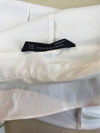 s Beden beyaz Renk Şık gömlek