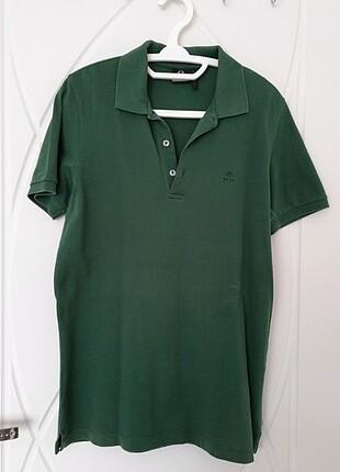 Çift Geyik KARACA markalı erkek tişört