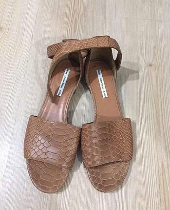 Vero Cuio İtalyan marka sandalet