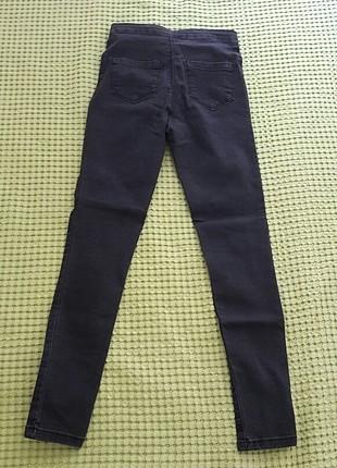 xs Beden siyah Renk skinny jean