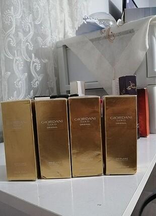 Oriflame giordani gold orjınal