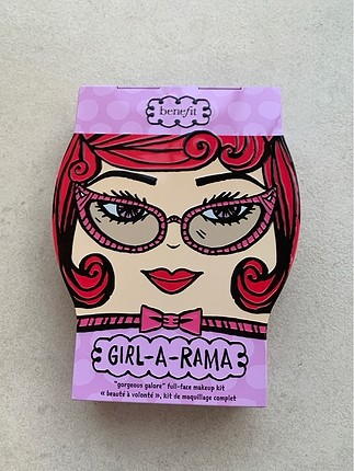 Benefit girl-a-rama
