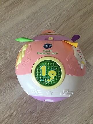 Vtech Baby Müzikli Emekleme Topu Pembe