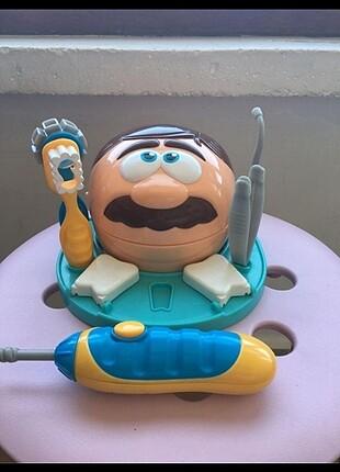 Play doh dişçi oyuncağı