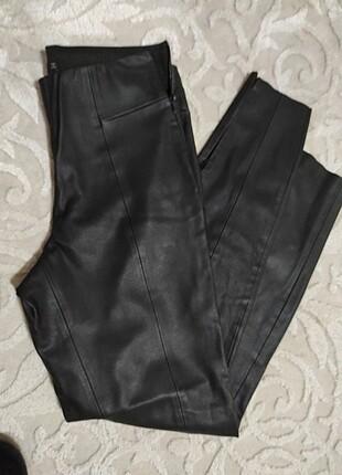 Orjinal zara deri pantolon