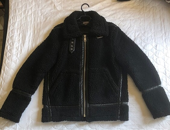 H&M kürklü ceket