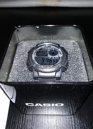 CASİO marka( 2 yıl Garanti) erkek kol saati