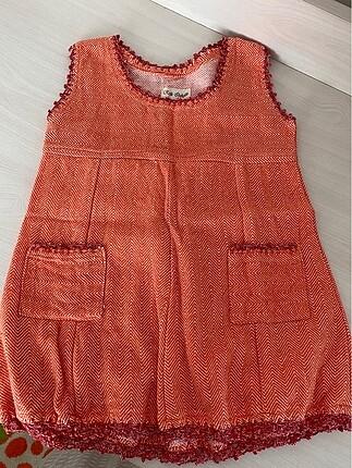 12 ay kiz elbise bebek