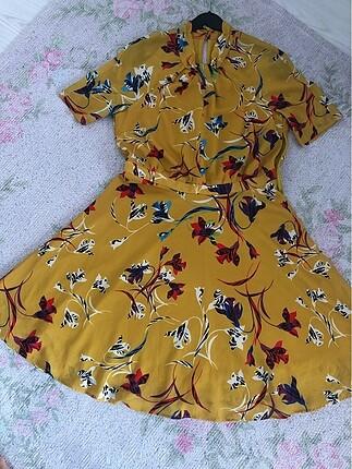 Şahane elbise