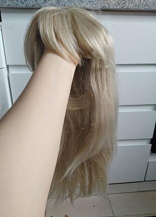 Sarı peruk