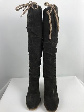 Uzun Topuklu Çizme