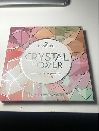 Essence Crystal Power Far Paleti