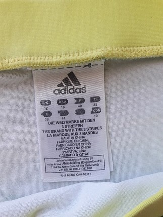 Adidas adidas marka 38 beden bikini takim sadece denendi
