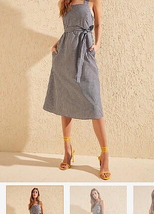 Sıfır ürün hem günlük hemde şık elbise