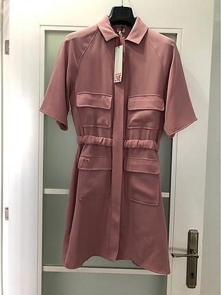 Lacoste orjınal elbise