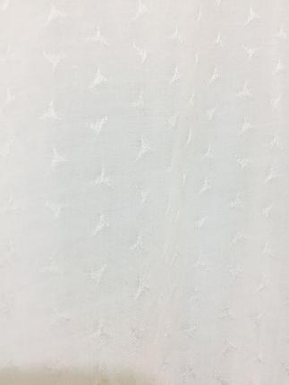 38 Beden beyaz Renk Vestern tarz gömlek