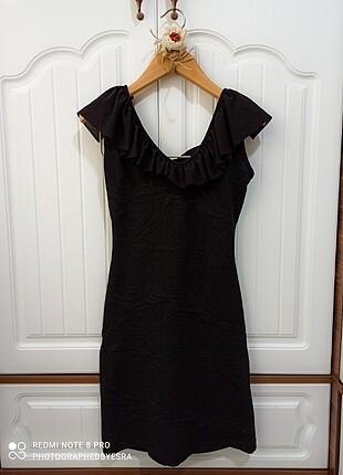 Bershka kadın kısa elbise