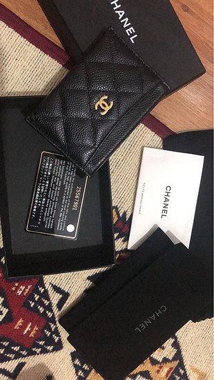 Chanel Chanel Card Holder
