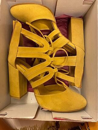 Shoe tek ayakkabı