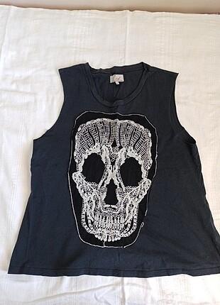 Ltb kolsuz t-shirt