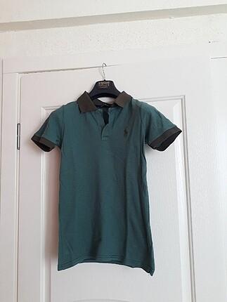 Polo lacoste yaka tişört