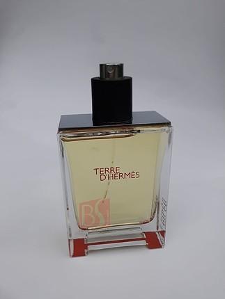 Hermes hermes terre d hermes 100 ml edt Erkek tester parfüm