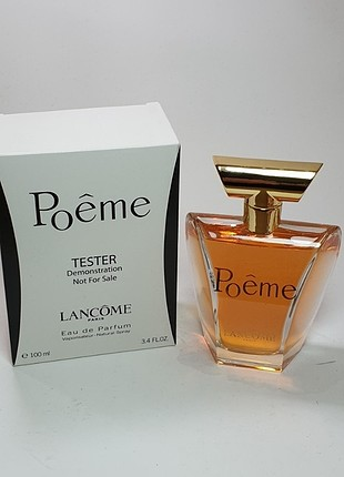 Lancome Poeme bayan tester parfüm