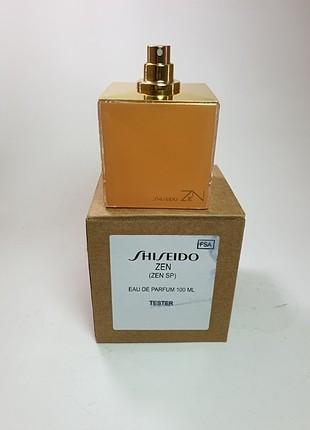 Shiseido Zen 100 ml Bayan Tester Parfüm