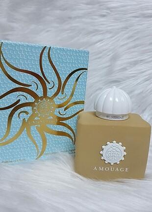 amouage sunshine 100 ml bayan tester Parfüm