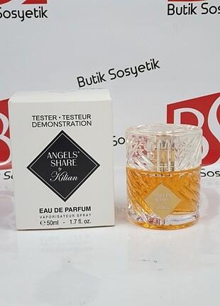 by kilian angels share 50 ml bayan tester Parfüm
