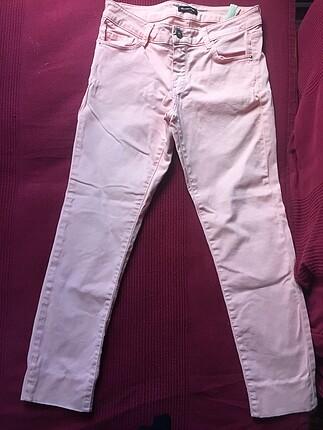 pembe renk pantolon