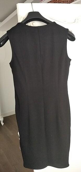m Beden siyah Renk Elbise