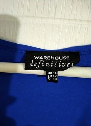 l Beden mavi Renk Bluzz