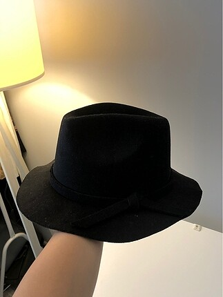 Beden siyah Renk Fötr şapka