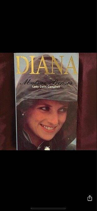 Diana kitap