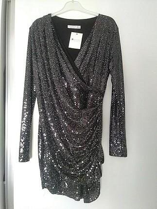 Cream&Rouge Gece elbisesi
