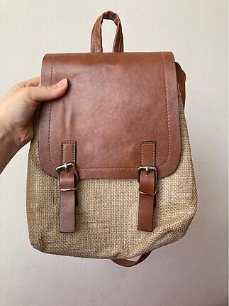 Hasır kadın çanta