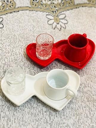 İkili Kahve fincan seti