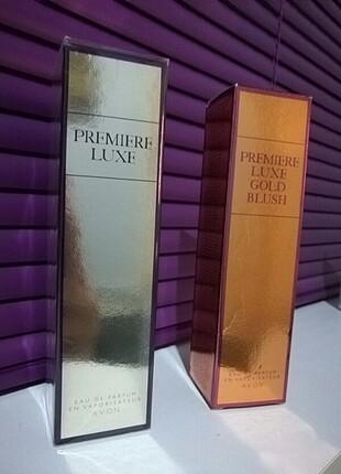 Avon premier luxse Gold bayan parfümü