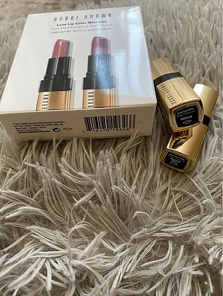 Bobbi brown luxe lip color mini duo